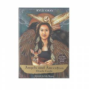 ORACLE CARDS Angels And Ancestors - Kyle Gray & Lily Moses