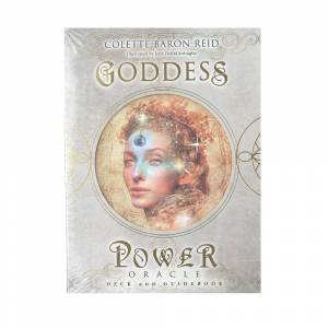 ORACLE CARDS Goddess Power Oracle - Colette Baron-Reid
