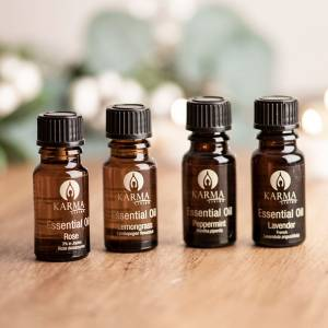 Set of the Best Essential Oil Pack