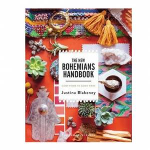 BOOK New Bohemians Handbook - Justina Blakeney